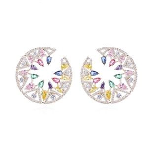 Jewelry - 🆕 Swarovski Crystals The Hateia Earrings S26
